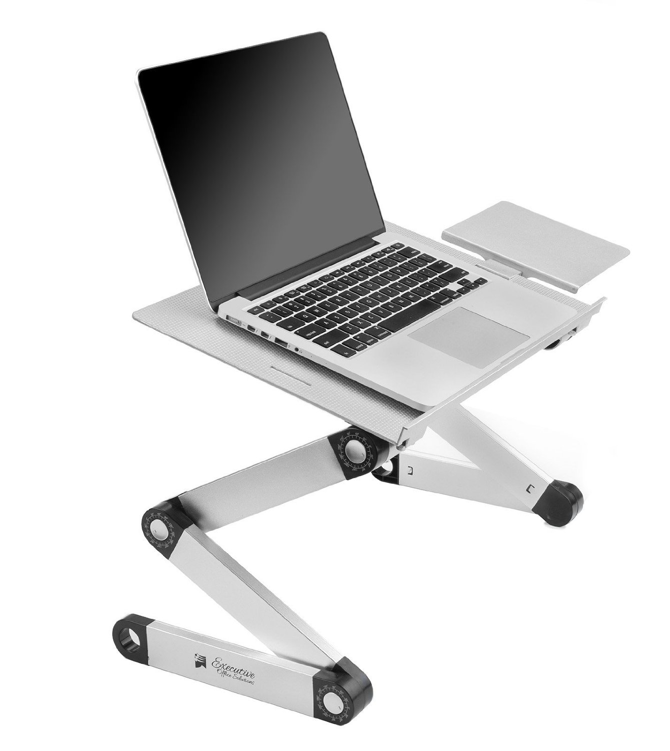 5 Executive Office Solutions Portable Adjustable Aluminum Laptop Desk