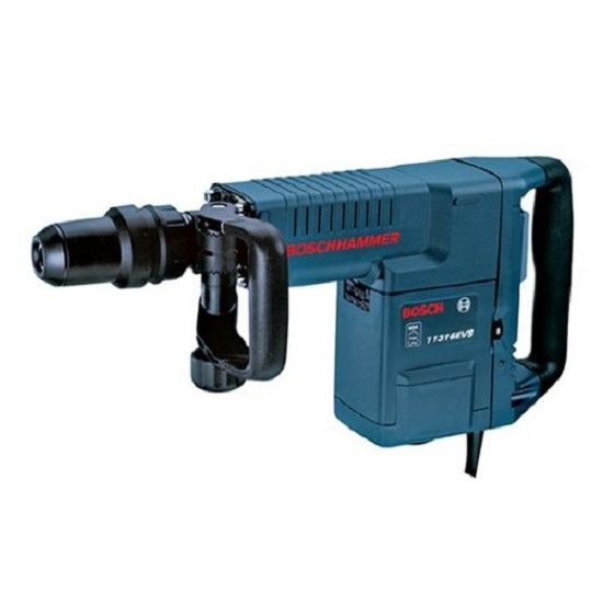 5. Bosch 11316EVS SDS-Max Demolition Hammer