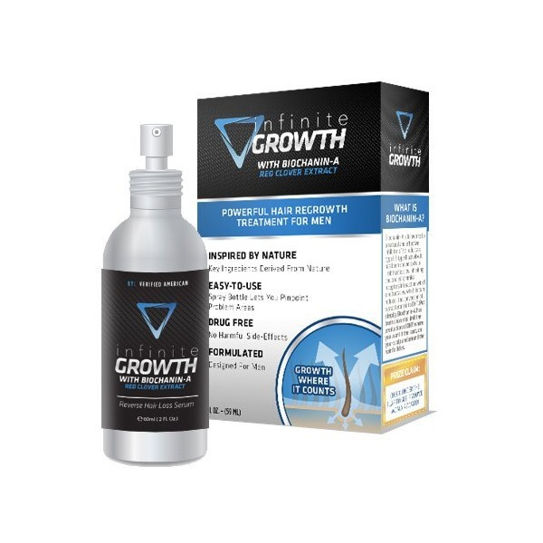 8. Infinite Growth Hair Regrowth Treatment for Men