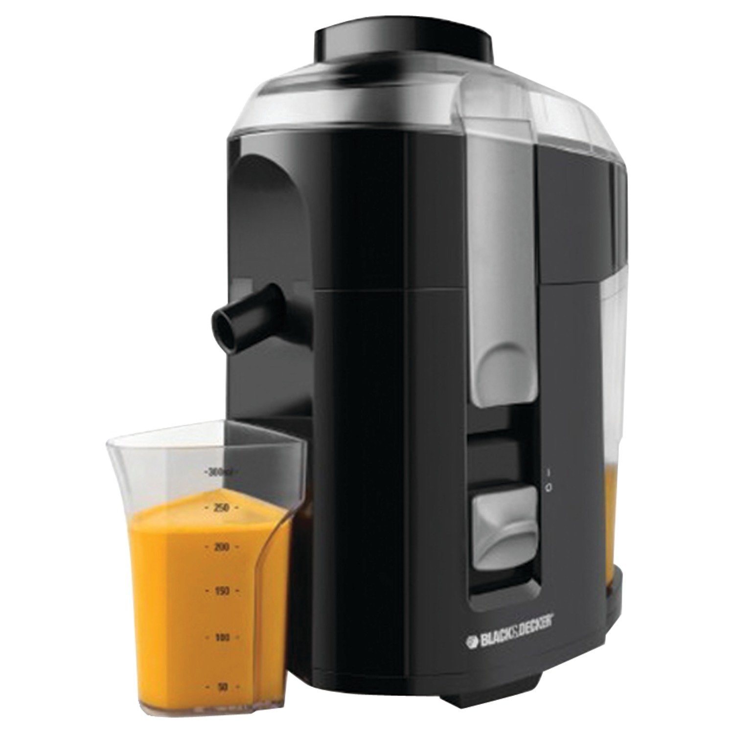 9-blackdecker-je2200b-400-watt-fruit-and-vegetable-juice-extractor