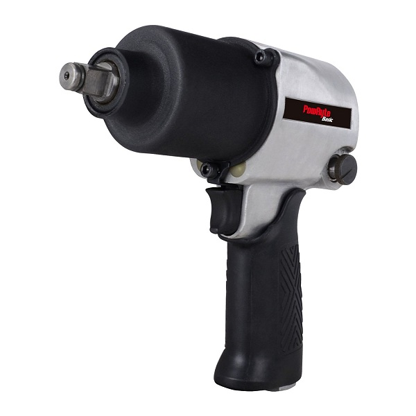 9. PowRyte Basic 100104 ½-inch Heavy Duty Twin Hammer Air Impact Wrench