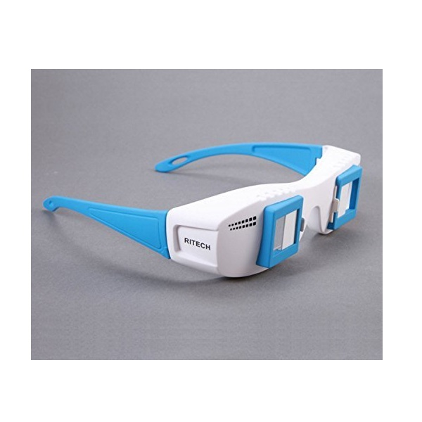 10. Gloriest Mate II Stereoscopic 3D Glasses