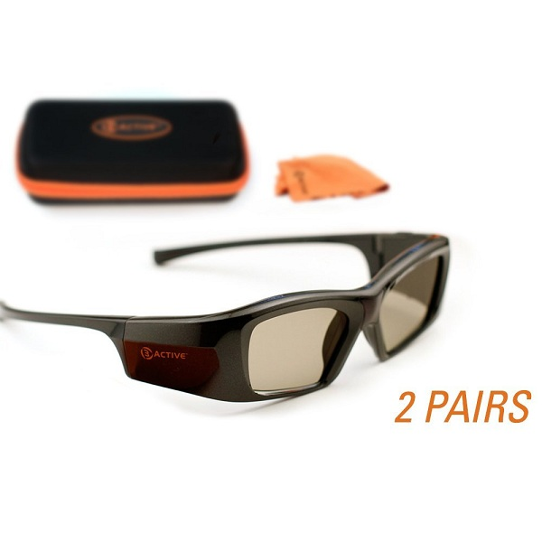 2. 3ACTIVE 3D Glasses
