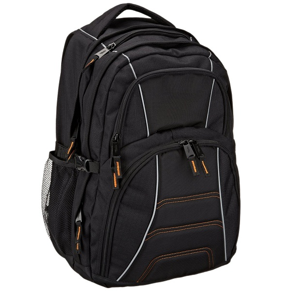 3. AmazonBasics Backpack