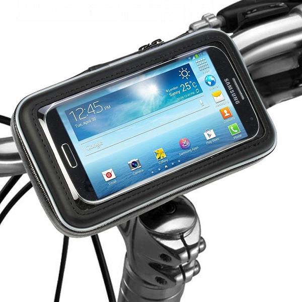 5-ikross-universal-waterproof-bike-mount-holder