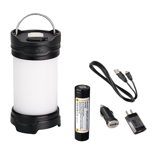 9. Fenix CL25R LED Camping Light