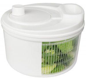 Greenco Easy Spin Manual Salad Spinner
