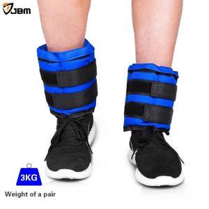 JBM Adjustable Ankle Weights Wrist Leg Weights